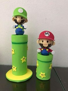 Super Mario Bros, Super Mario Party, Foam Sheet Crafts, Foam Crafts, Diy And Crafts, Video Game Party, Party Games, Farm Birthday, Birthday Ideas