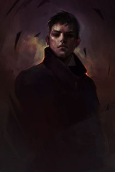 The Outsider – By bsdump : dishonored More from my siteDishonored: Death of the Outsider Art by Piotr Jabłoński Character Concept, Character Art, Concept Art, Game Concept, Vampires, Dishonored 2, Vampire Stories, World Of Darkness, The Revenant