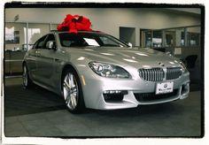 Christmas Present? New BMW 6 Series :)