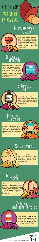 #Infográfico #Design #Desenho #Infographic #Batata #Batatadoce #Alimentação #Bemestar #Saúde #Comida #Energia #Emagrecer #Stress #Organismo #Resistência #Versatilidade #Envelhecimento #Retardaoenvelhecimento #Sweetpotato #Natural #Fitness #Academia #Atividadefisica #Exercícios www.sevenlist.com.br