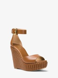 View and shop all designer shoes, sneakers, boots & heels on the official Michael Kors site. Receive complimentary shipping & returns on your order. Women's Shoes, Me Too Shoes, Hot Shoes, Shoes Sneakers, Mens Fashion Shoes, Fashion Heels, Wedge Sandals, Wedge Shoes, Sandal Wedges