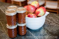 Brooklyn Limestone: Easy Apple Butter Recipe - Yum I LOVE Apple Butter