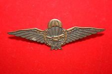 Dutch East Indies Knil Netherlands Parachute Commando Wing