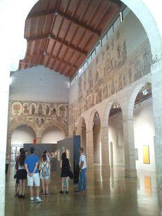 Almudín. Ruta Camins Medievals. Valencia. CaminArt