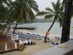 even a wet day at Windjammer is a good day........warm weather is a great thing, wet or dry.