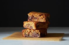 Banana, Coconut, Chocolate Chip Snack Cake