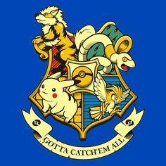 Pokemon X Hogwarts Pokemon, Pikachu, Geeks, La Saga Harry Potter, Sword Art Online, Monster High, Hogwarts, Pop Culture, Geek Stuff