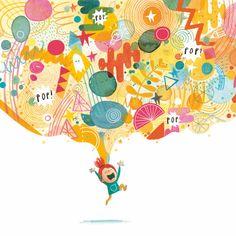 Emma Yarlett, Imagination explosion
