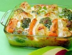 Rakott zöldségek Gm Diet Vegetarian, Quiche, Breakfast, Easy, Food, Morning Coffee, Meal, Essen, Quiches