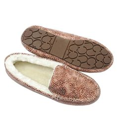 Minitoo YB980-3A Winter Flats Fashion Snow Shoe Fur-lined Suede Moccasins Driving Shoes Slip on Loafers *** Click on the image for additional details.