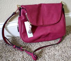 Lisa Living Well: Stitch Fix Review-April 2016; Octavia Brooks Crossbody Bag