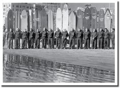 The Palos Verdes Surf Club -  Local South Bay Surfing History