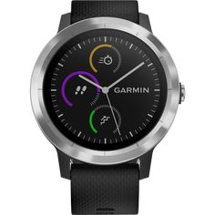 bluetooth technology The vvoactive 3 GPS smartwatch has built-in sports apps, Garmin Pay contactless payments & wrist-based heart rate monitoring. Smartwatch, Cardio, Smartphone, Fitness Workouts, Fitness Motivation, Sport Watches, Watches For Men, Gps Watches, Casual Watches
