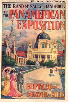 PAN-AMERICAN EXPOSITION, BUFFALO, 1901