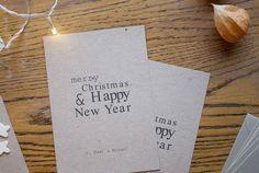 DIY Christmas card idea Diy Christmas Cards, Merry Christmas, Happy Year, Lifestyle Blog, Diy Ideas, Place Card Holders, Cards Against Humanity, Merry Little Christmas, Happy New Year