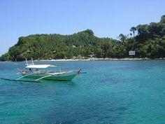 Filippinerne, Puerto Galera: Vores allesammens herlige Coco Beach!