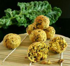 Boulettes de légumes à l'okara de soja