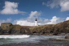 The Yaquina Head Lighthouse near Newport is one of the most beautiful we've ever seen. There is a cool museum and you can tide pool as well. Newport Oregon, Tide Pools, Lighthouse, Feathers, Most Beautiful, Travel Photography, United States, Museum, Fish
