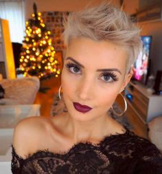 Short Hairstyle 2018 – 159