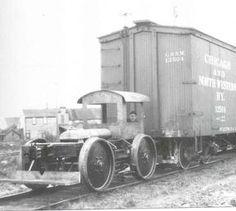 1920 Fordson