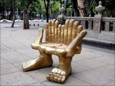 Amazingly cool and creative park benches : theCHIVE