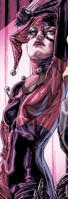 Joker comics art by Lee Bermejo