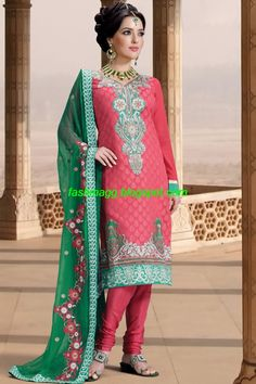 Traditionally,  shalwar kameez women fashion just like a top or dress shirt combination, combined with a matching or contrasting pants with long shawl or stole called dupatta. Description from teenshop-paradise.blogspot.com. I searched for this on bing.com/images