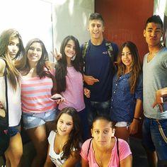 Primer dia de cole #cole #primerdia #friends #goodfriends #segundopatio #yapodemossalir #tontos #copem #fufufuclase #malomalo #feos