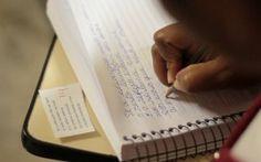 Programa 'Escreve Cartas', do #Poupatempo, no Profissão Repórter, da Rede Globo - parte 2
