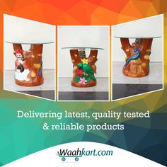 Whether you require home, room, office or garden décor, visit www.waahkart.com that has a wide range of beautiful eye-catchy products available which are also genuine, latest, quality tested & reliable. What're you waiting for? Visit our website & order pick your choice. #HomeDecor #GardenDecor #OfficeDecor #Decoration #WaahKart #OnlineShoppinginIndia #BeautifulProducts #StylishDecor