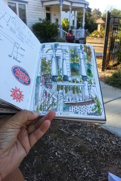 Urban Sketchers: Dr. Ph. Martin's Concentrated Watercolor on Location