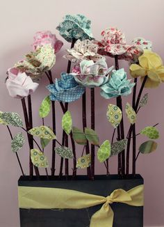 DIY Flower Ideas for Mother's Day