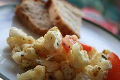 ensalada de coliflor / Blumenkohl-Salat