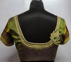 Blouse Designs ForSilk Sarees