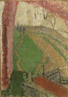Gwen John Meudon Landscape