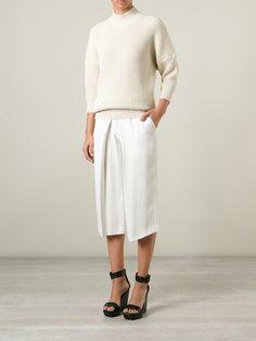 Victoria Beckham Thick Ribbed Sweater - Apropos The Concept Store - Farfetch.com