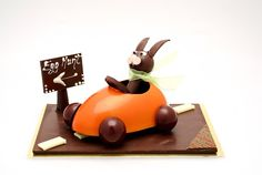 Race Car Roadster from Thomas Haas Chocolates & Patisserie