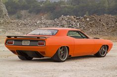 The G-Force Cuda