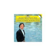 Bizet & Chung Myung-Whun - Bizet: Carmen Suite / L'arlesienne (CD)