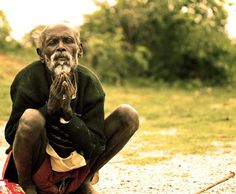 For whom it may concern: I didn't take this photo, I just did the retouch and redesign process and put some good effects to make it look better. Poor Old Man Short Prayers For Strength, Prayer For Peace, Old Men, Peace Of Mind, Mindfulness, Portrait, Couple Photos, Inspirational, Deviantart
