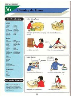 English for Everyday by Marco Flandez - issuu English Book, English Study, English Class, Learn English, English Vocabulary, English Grammar, English Language, English Learning Spoken, Visual Dictionary
