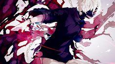 Kaneki Ken Art Tokyo Ghoul Kagune Mask Picture 1920x1080
