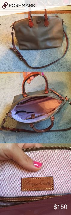 Dooney and Bourke purse Never used. Perfect condition! AUTHENTIC Dooney & Bourke Bags Satchels