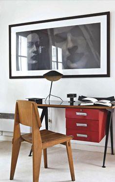 design traveller: Mid-Century modern in Paris