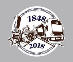 Klub železničních modelářů VRÚTKY   Logo 170 rokov Enamel, Logos, Accessories, Vitreous Enamel, Logo, Enamels, Tooth Enamel, Glaze, Jewelry Accessories