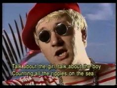 Captain Sensible - Happy Talk (singalong version) :D Album Songs, Music Songs, Music Videos, Electronic News, The Stooges, Old Video, Happy Today, My Favorite Music, Love Songs