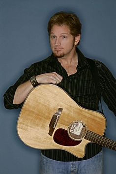Tim Hawkins! Saw him in concert in 2012, and I've never laughed so hard in my life.