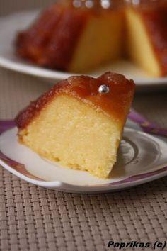 Gâteau à l'ananas frais et léger