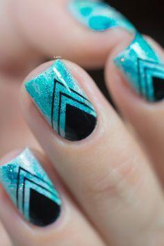 nice trendy summer nail art designs 2016 - Styles 7