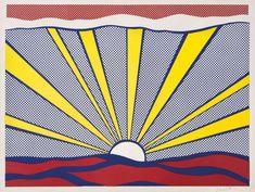 Roy Lichtenstein, opere - Arte di Roy Lichtenstein